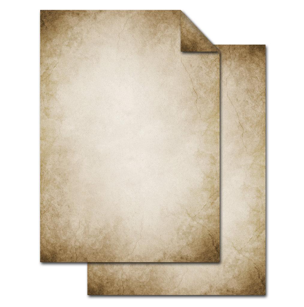 DIN A4 Urkunde Hochzeit Antik Retro Papier 25-120 Blatt Briefpapier Vintage