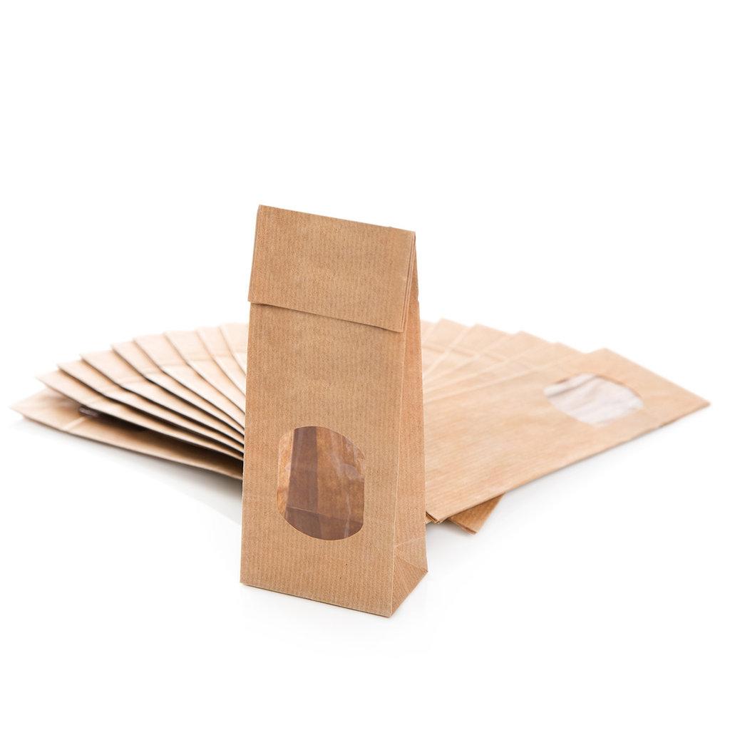 Folienbeutel Adh/äsionsfolie Klarsichtbeutel Logbuch-Verlag 100 Klappenbeutel aus Folie wiederverschlie/ßbar transparent durchsichtig 12 x 16,3 cm