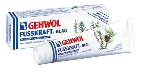GEHWOL Fusskraft blau (75ml)