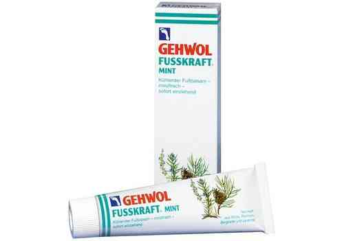 GEHWOL Fusskraft mint (75ml)