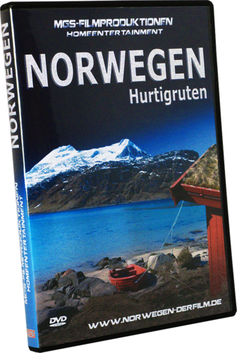 DVD NORWEGEN
