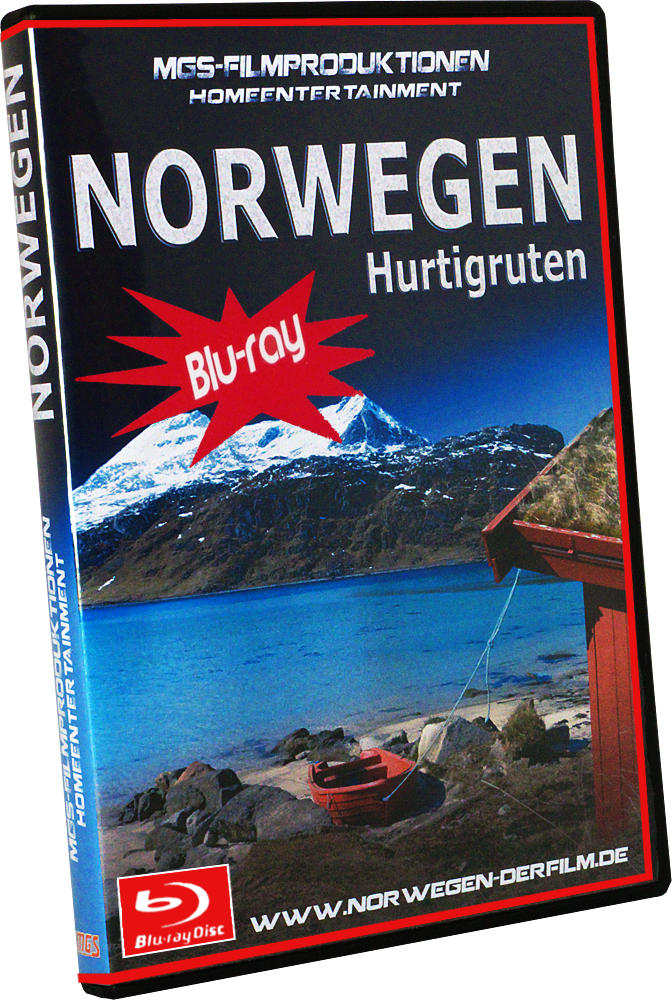 Blu-ray NORWEGEN