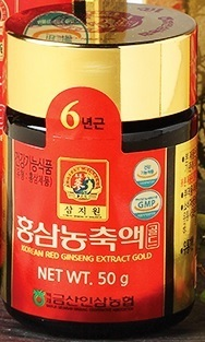 Korean Red Ginseng Tea / 홍삼 50g (for 50-60 cups of ginseng tea)