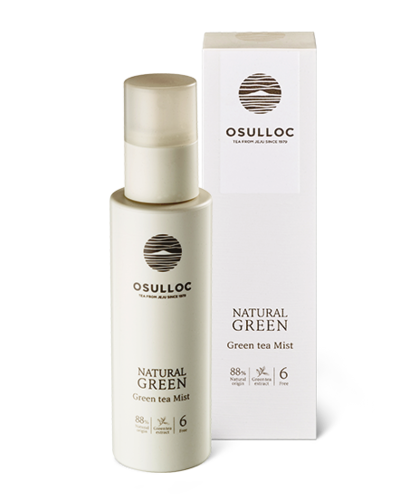 Osulloc Natural Green Tea Mist