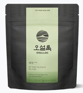 Osulloc Sejak Green Tea 40g / 오설록 세작 40g