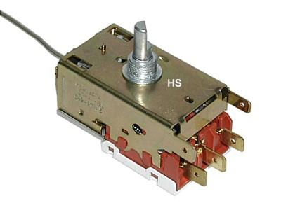 Aeg Kühlschrank Santo Zu Kalt : 70.101.46 thermostat regler k59 l2649 ranco electrolux aeg 226217106
