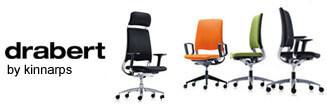 drabert  - ergonomische Bürostühle