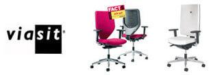 Viasit - ergonomischer Bürostuhl - Vivida, Linea