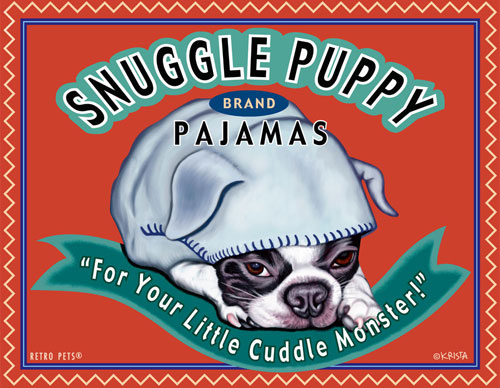 HP 116 Snuggle Puppy