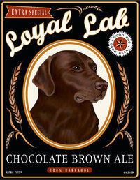 B 103 Loyal Lab Brown