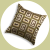show pillow olive