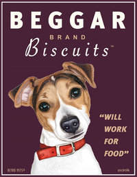 beggars biscuits