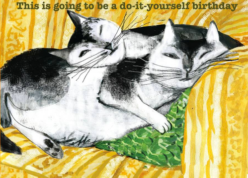 do it yourself birthday