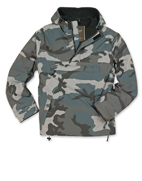 Windbreaker night camo