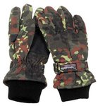 Fingerhandschuh Thinsulate flecktarn neu