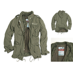M 65 Jacke Regiment oliv