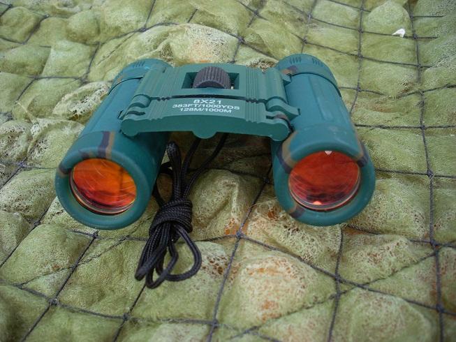 Kompakt mini fernglas nachtsicht kraftvolles faltteleskop