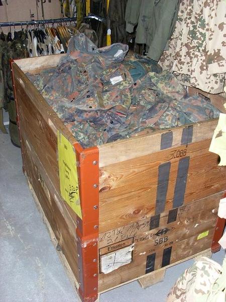 bw set feldhose feldbluse feldm tze gebr juwa militaria army supermarket lagerverkauf. Black Bedroom Furniture Sets. Home Design Ideas