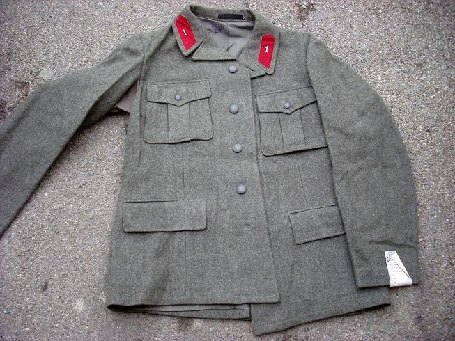 Schwedische militarjacken