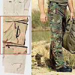 Trekking Trousers woodland