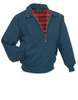 Harringtonjacke blau