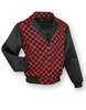 Harringtonjacke punk red