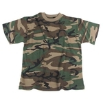 T-Shirt Kinder woodland neu