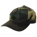 Baseball-Cap Kinder woodland neu