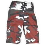 US Bermuda red camo