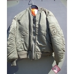 MA1 Jacke orig Made in USA  oliv neu