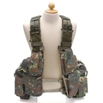 Tactical-Weste flecktarn