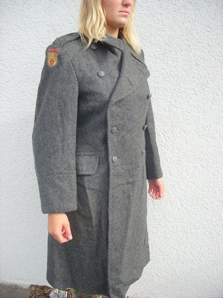 Army jacke filz