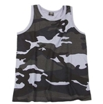 US Tank-Top, skyblue, 160g/m²