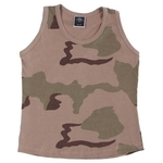 US Tank Top, Damen, 3 Farben desert