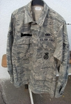 US Army Air Force Jacke Multicam orig. gebr.