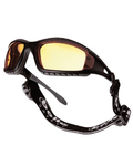 TACTICAL BRILLE 'TRACKER' GELB