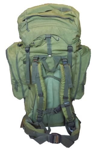 rucksack ksk gebr berghaus cyclop atlas 2 mit seitentasche. Black Bedroom Furniture Sets. Home Design Ideas