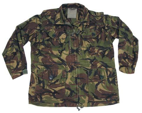 Куртки/Парки - Куртка Англия DPM б/у MFH 603133.