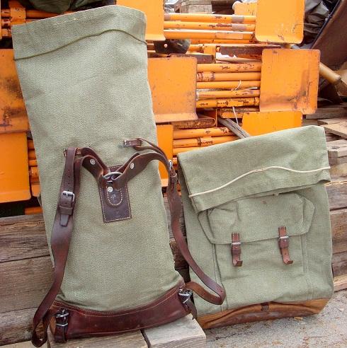 alter armee rucksack