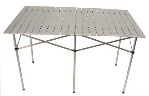 Alu Tisch Klappbar.Camping Tisch Klappbar Alu Poliert Super Leicht Groß