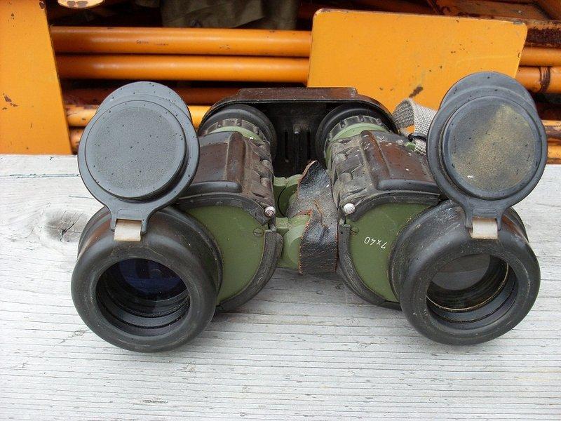 Zeiss jena edf dienstglas binoculars fernglas german army nva