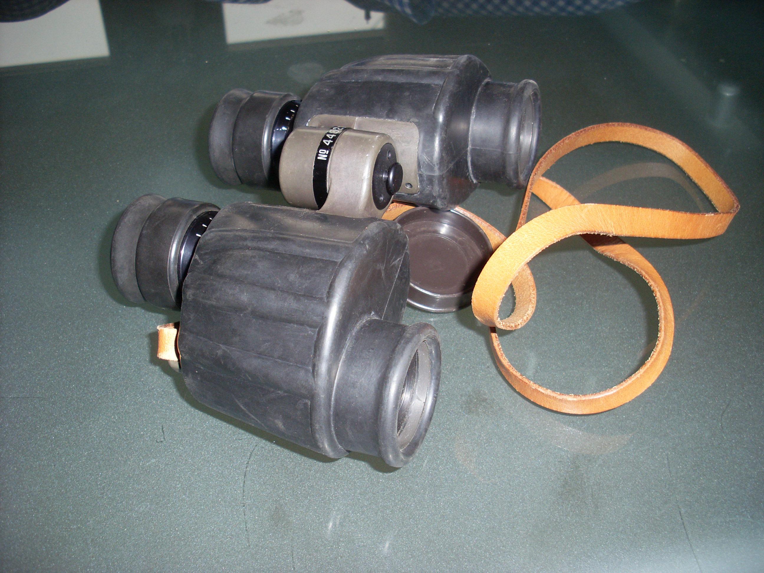 Leica 8x30 swiss army fernglas s.g.