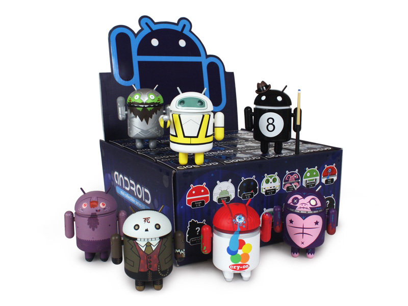 Android Collectible Mixed Series 03