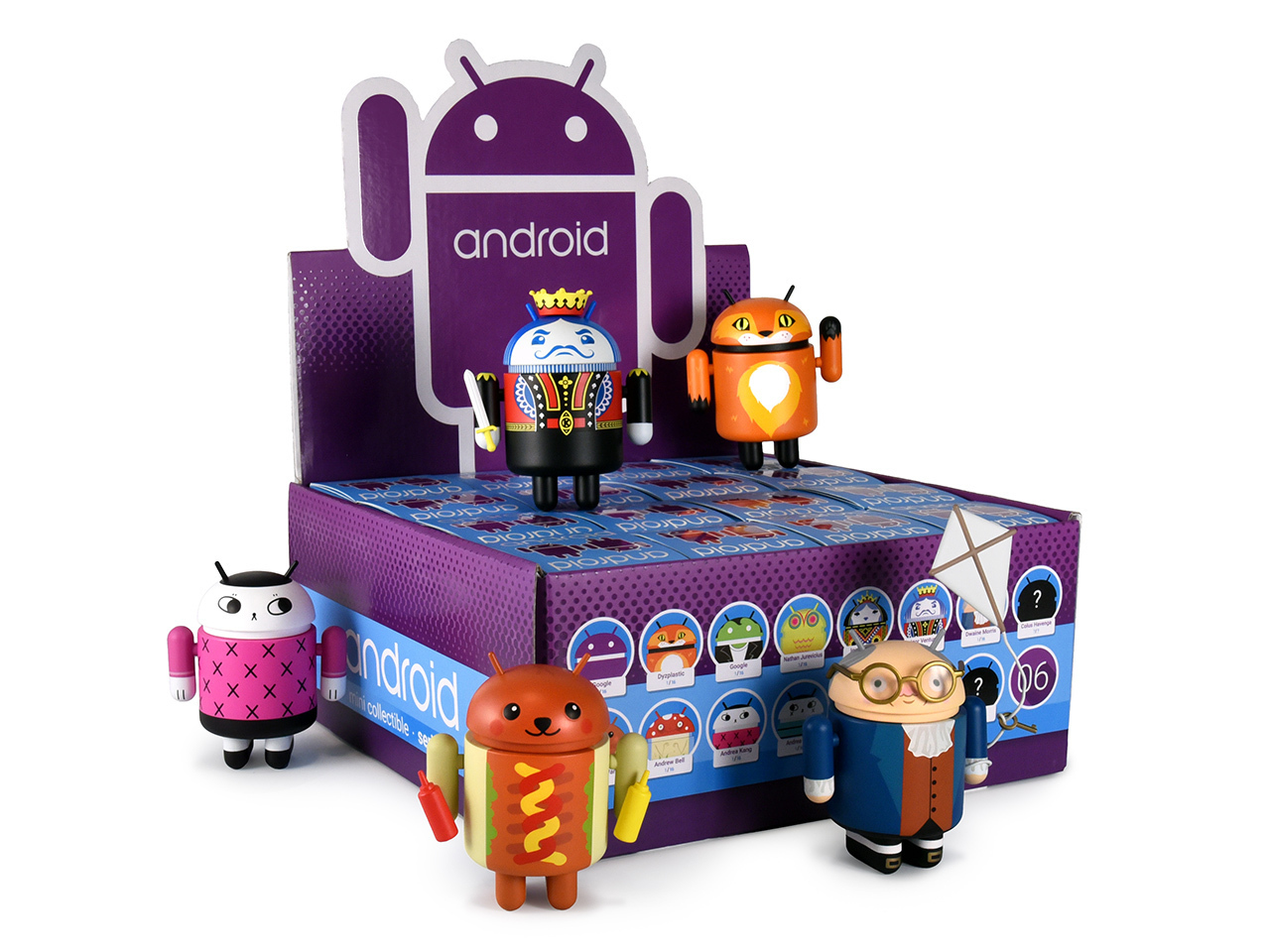 Android Collectible Mixed Series 06