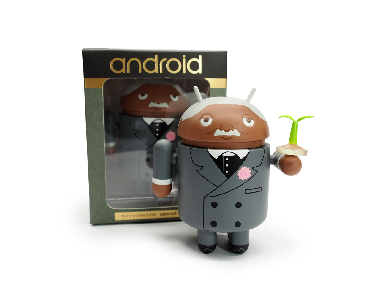 Android Mini Special Edition for Science - George Washington Carver
