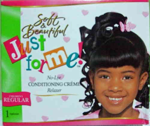 Just for me! - No-Lye Conditioning Relaxer - Regular