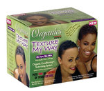 Organic's by Africa's Best Texture my Way
