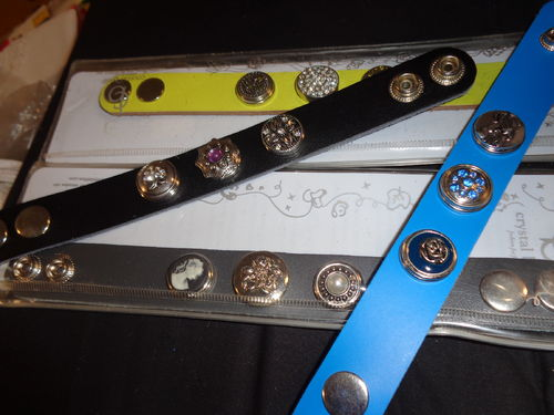 bracelet 4 col. adjustable