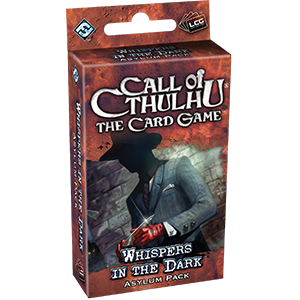 CoC: Whispers in the Dark - Asylum Pack EN