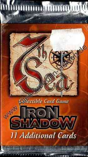 7th Sea CCG: Iron Shadow, Booster Pack